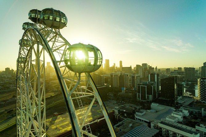 Melbourne Star Observation Wheel Admission