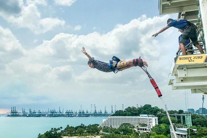 AJ Hackett Sentosa in Singapore