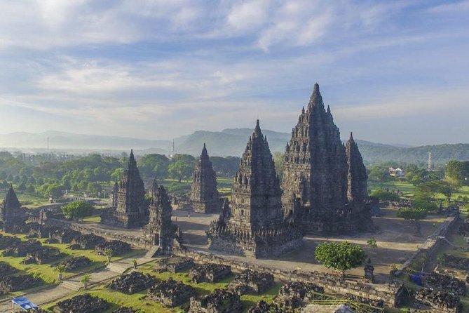 Prambanan Temple (Sunset) – Ramayana Ballet