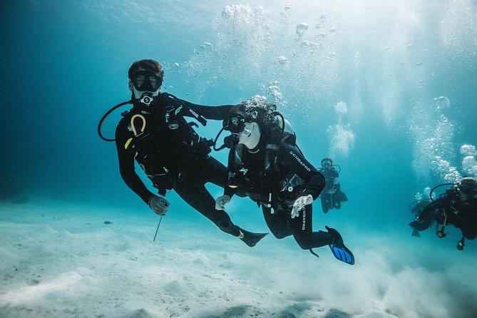 Discover Scuba Dive in Komodo