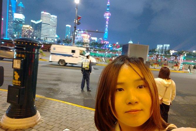 English,Spanish,German,French&Japanese Guide/Translator Service Shanghai Depart