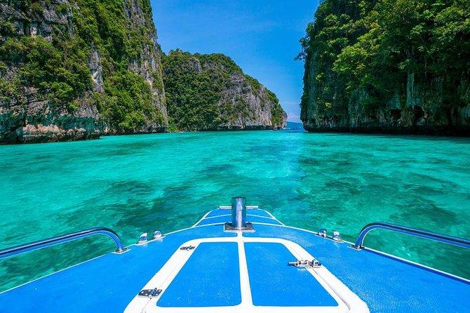 Sunrise Phi Phi + 4 Islands Trip By Speedboat From Krabi