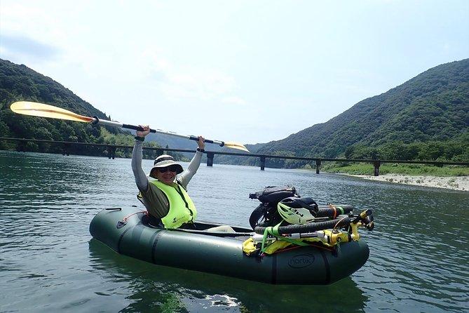 Shimanto River Bike Rafting Adventure