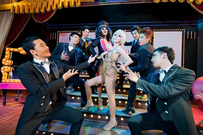 Phuket Simon Cabaret Show Admission Ticket