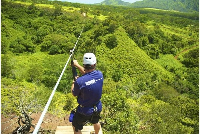 Eagle Track Zipline Adventure from Chiang Mai