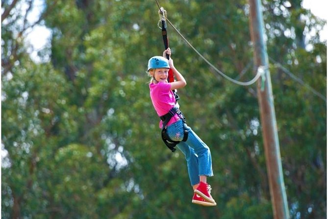 Chiang Mai Eagle Track Zipling Bronze Package Adventure