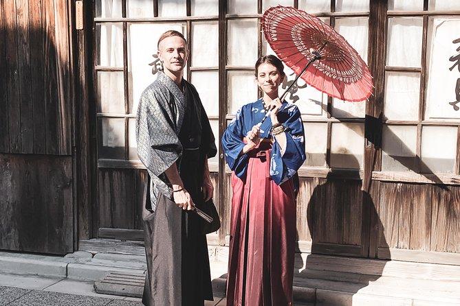 Kimono Rental Service