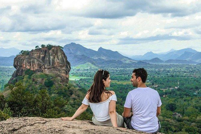 3 Days Tour to Kandy, Nuwara Eliya & Sigiriya