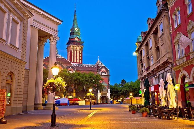Day Trip from Budapest to Subotica