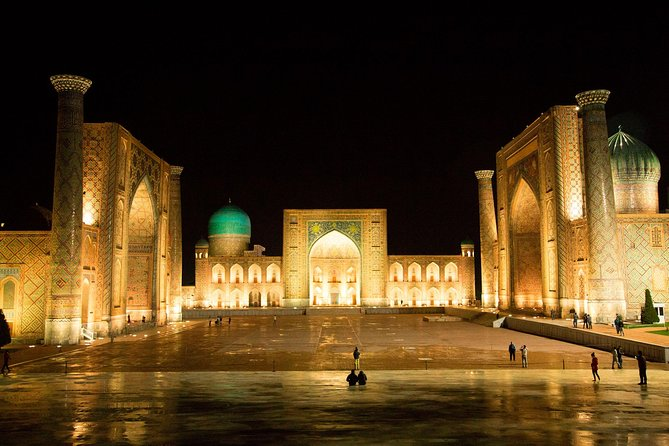 14 days tour through the fabulous cities of the Silk Road for Groups