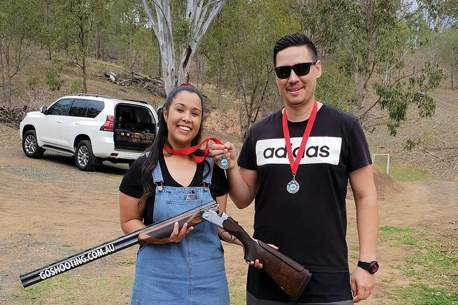 'Have a Go' Clay Target Shooting - Brisbane (Redcliffe)
