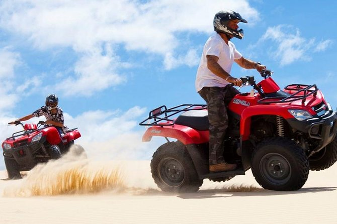 Private ATV / Quad Biking Tours in Abu Dhabi