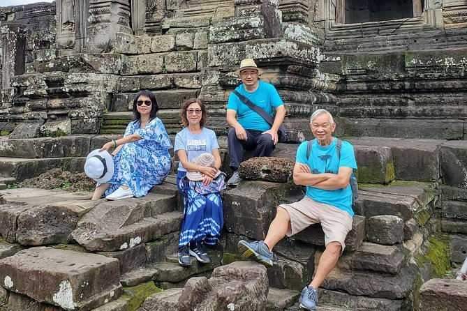 Taxi Tour-Angkor Wat Sunrise With Reliable Speaking Driver & Comfortable Car photo 4