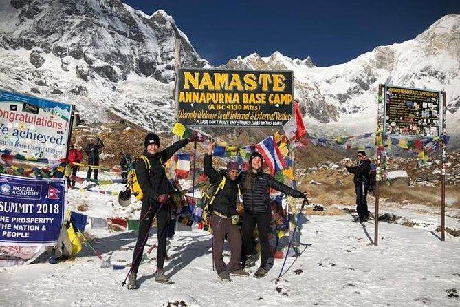 Annapurna Base Camp - 12 Days Trek