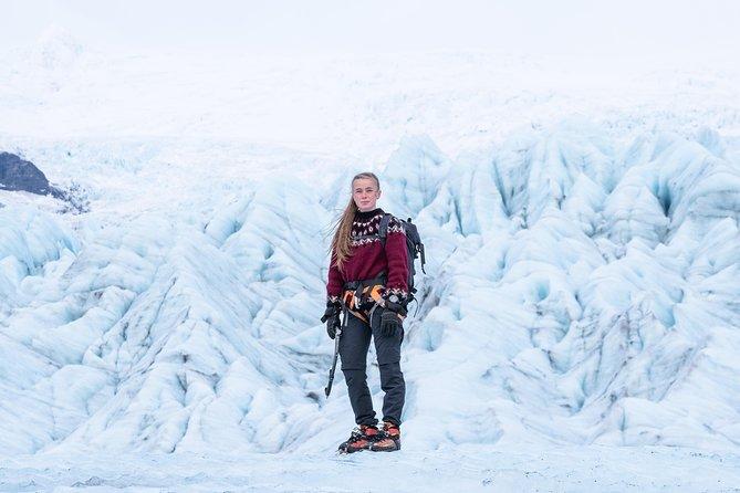 Long Glacier Hike