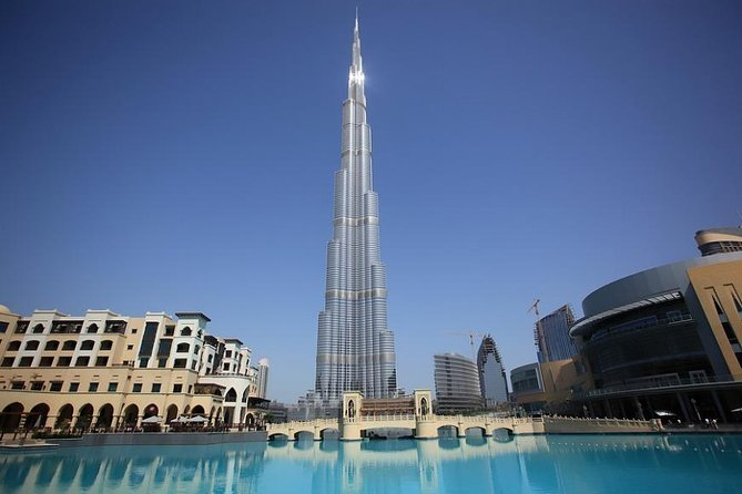 6 Emirates Tours In 1 Day With Lunch