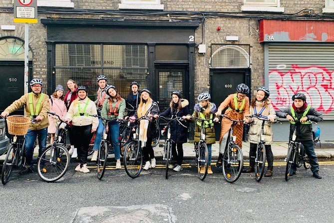 Cycle Tours Dublin