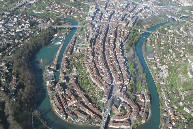 Bern from 1191 to today - stories and places