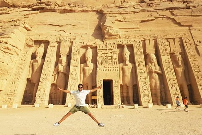 Two Day Trip to Abu Simbel and Aswan from Marsa Alam