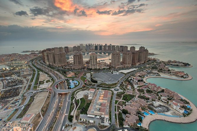 Doha Helicopter Tour