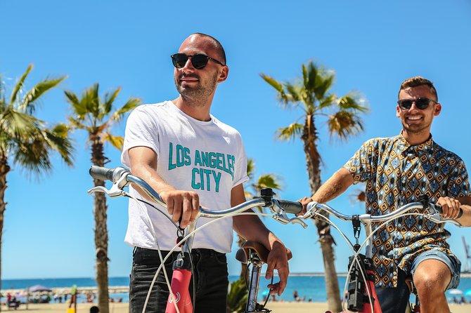 Malaga: E-Bike 3-Hour Sightseeing Tour