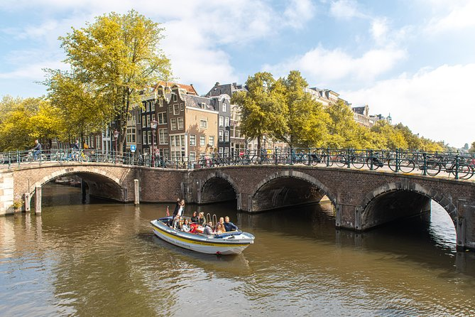 Open Boat Tours Amsterdam