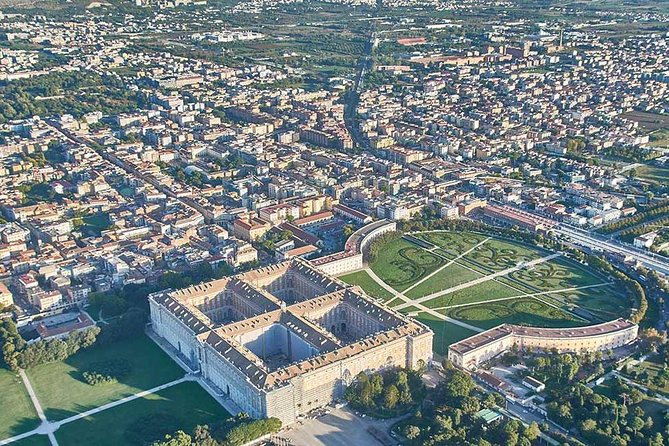 Visit of the city of Caserta