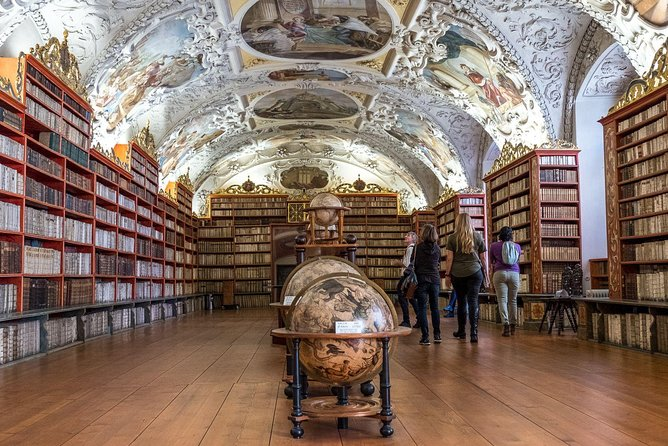 Private Tour Brevnov Monastery, Strahov Monastery And Brewery in Prague