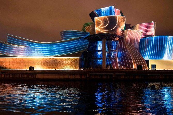 Magic at the Guggenheim Museum (Exterior)