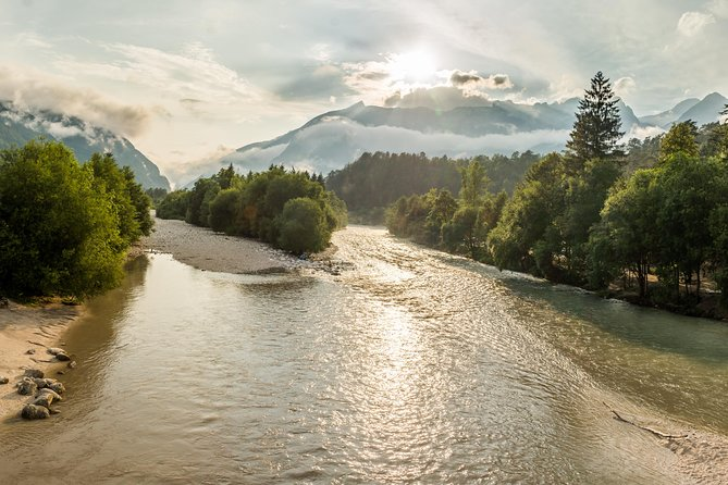 Day Trip Ljubljana - Soča Valley, With An Adrenaline Activity