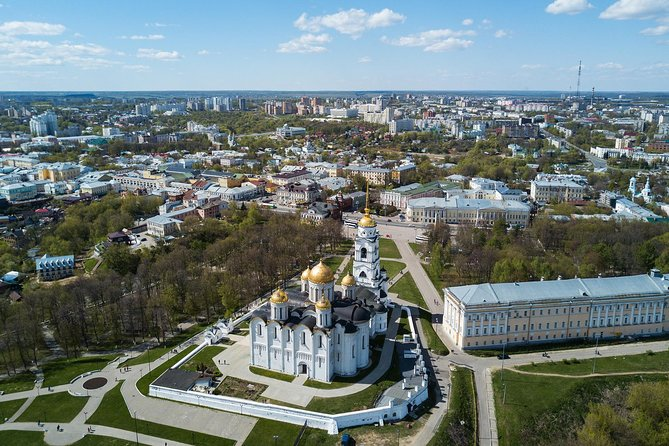 Excursion to Vladimir and Suzdal - to the origins of Russia