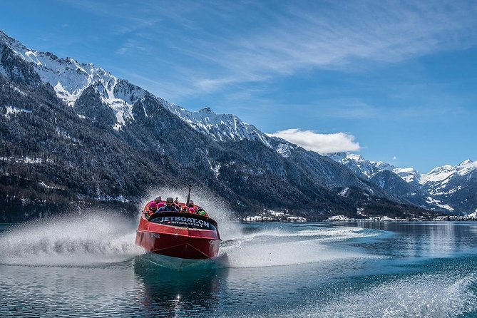 Winter Jetboat Ride