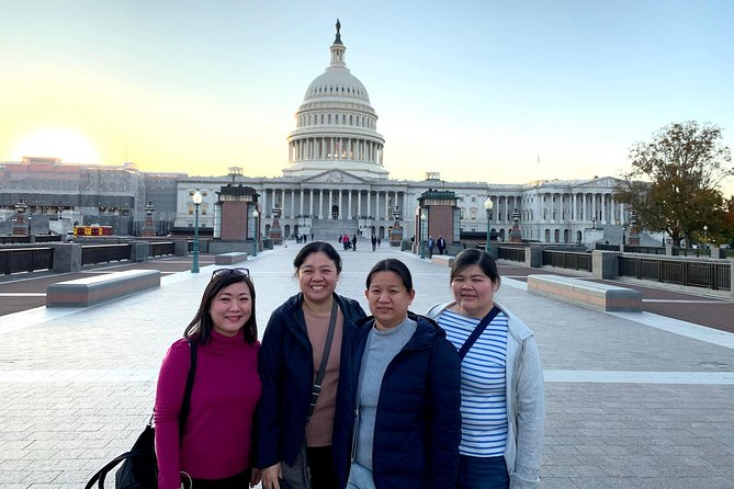 Customized, Private Guided Tour of Washington, DC