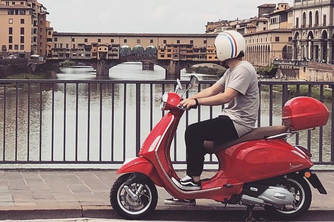 Florence Vespa Rental