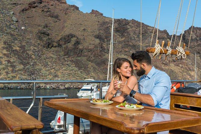 Volcanic Islands Sunset Dinner Cruise