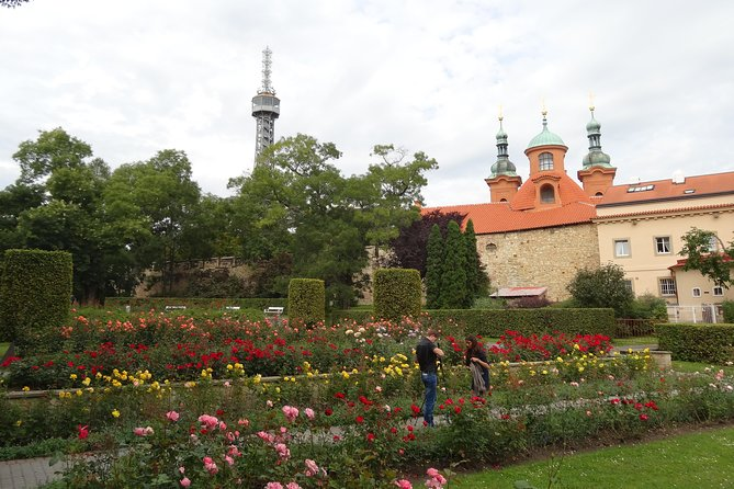 Private tour just for YOUR group: The Prague Castle Area and a lot more