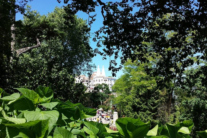 Private Monuments Tour in Sintra from Lisbon