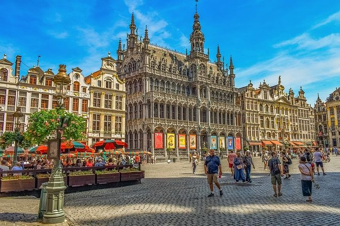 Private Arrival Transfer from Brussels Airport to Brussels City Centre