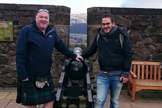 Loch Lomond, Stirling, and Glengoyne Distillery Tour from Edinburgh