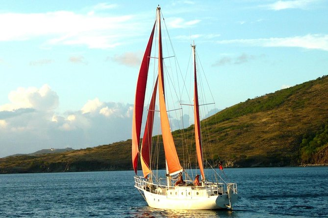 Private Snorkeling and Sailing Adventure in St Kitts
