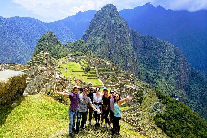 2-Day Machu Picchu Tour by Train from Cusco