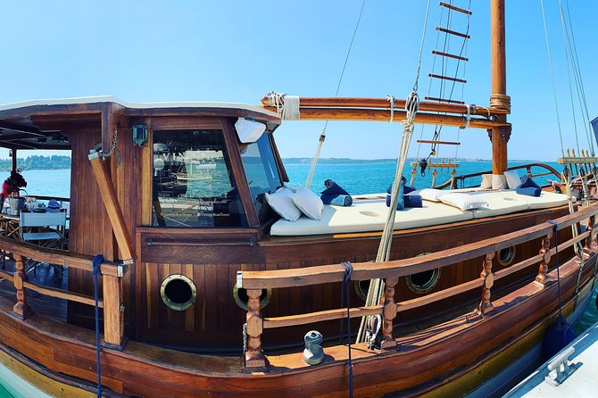 Slovenian Coast Vintage Boat Tours photo 10