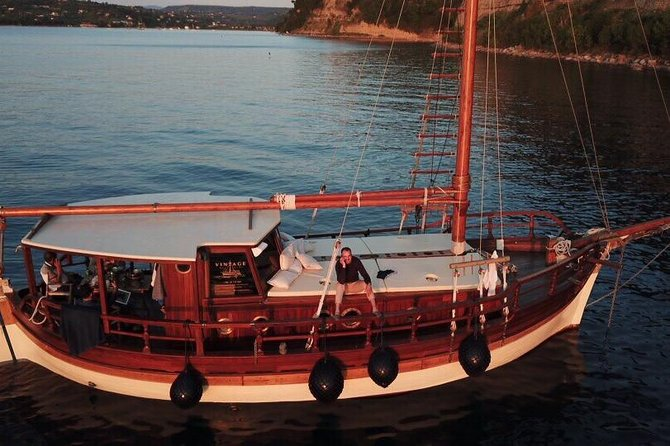 Slovenian Coast Vintage Boat Tours photo 3