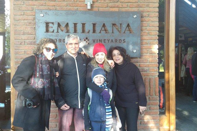 Wine tourism Casa Blanca Viña Emiliana & Quintay