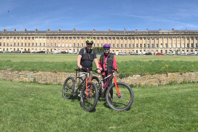 Bath 'City' Cycle Tour