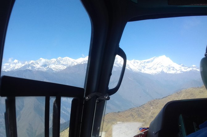 Everest - Heli Tour with Landing at Kalapathhar photo 6