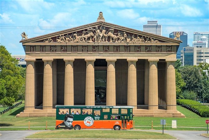 Nashville Pass: Hop-On Hop-Off Trolley, Madame Tussauds, George Jones, and More