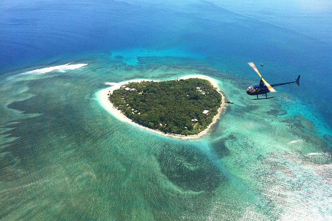 Nadi: Heart Island 25-Minute Scenic Flight