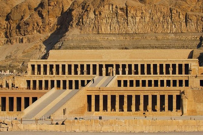 Half Day at west bank (Hatshepsut Temple, Valley of kings & Colossi of Memnon)
