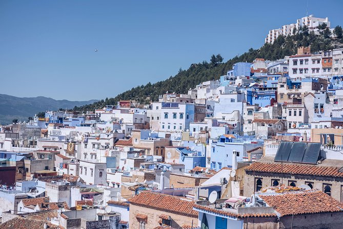 Full Day trip to Chefchaouen and the waterfalls of Akchour